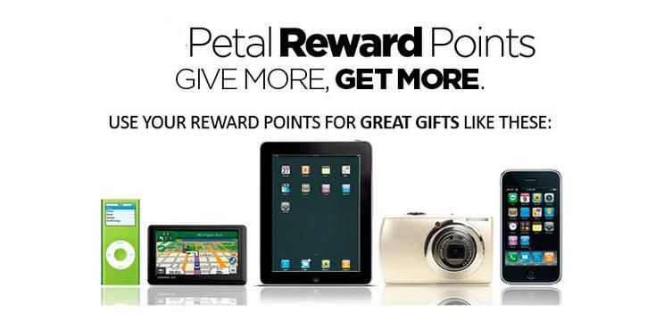 Earn points on every purchase!